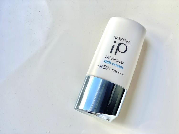 お家でも紫外線対策♡SOFINA iPの日焼け止め美容液_1