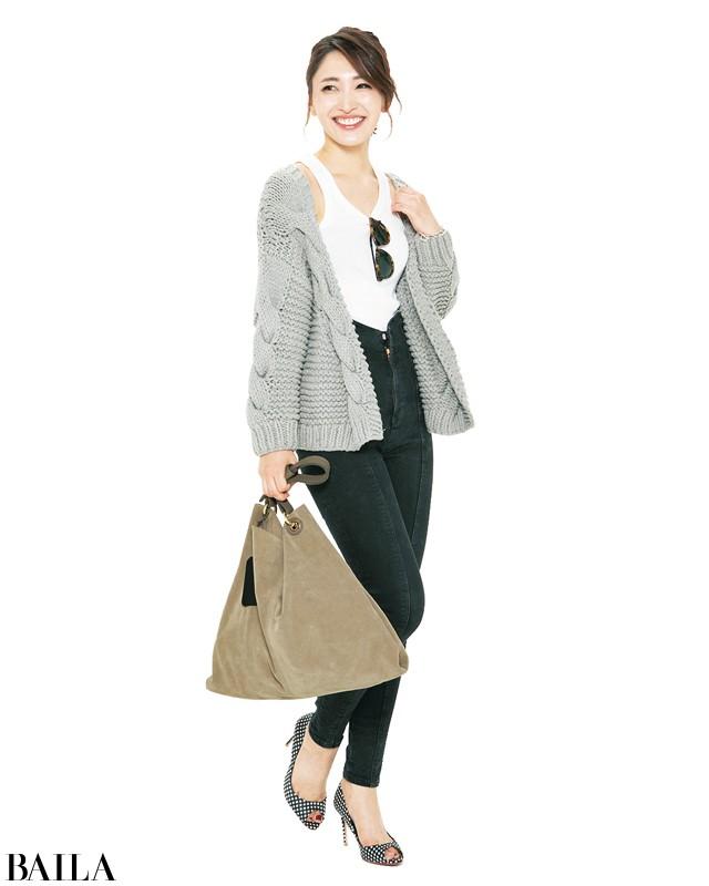【黒バッグばっかり持ってる症候群】の30代女子がこの秋買うべき2大バッグ_1_6