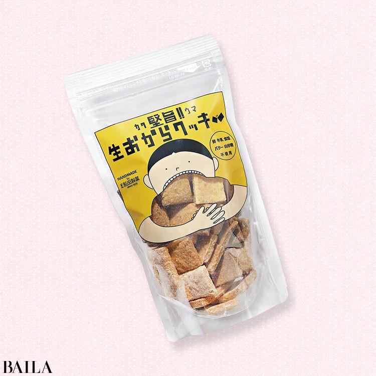 1.船田製菓の堅旨!!生おからクッキー