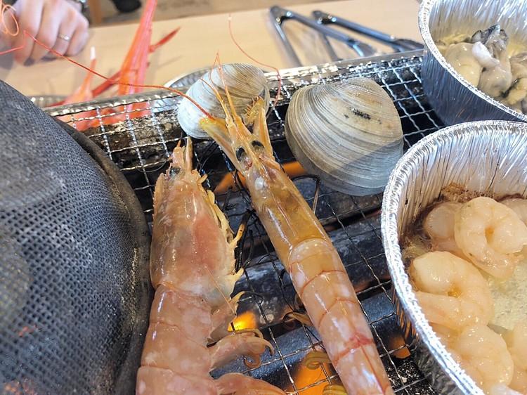 新鮮な海鮮が食べ放題!東京から車で1時間の海鮮浜焼き_8