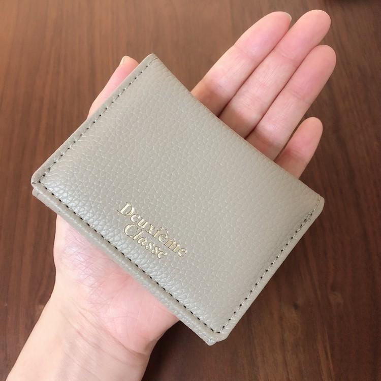 4月号本日発売!豪華すぎる付録ミニ財布使用感レポ_2