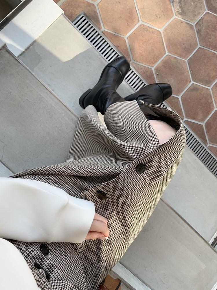 【着回し】¥1,990UNIQLOのきれいめパーカ_4