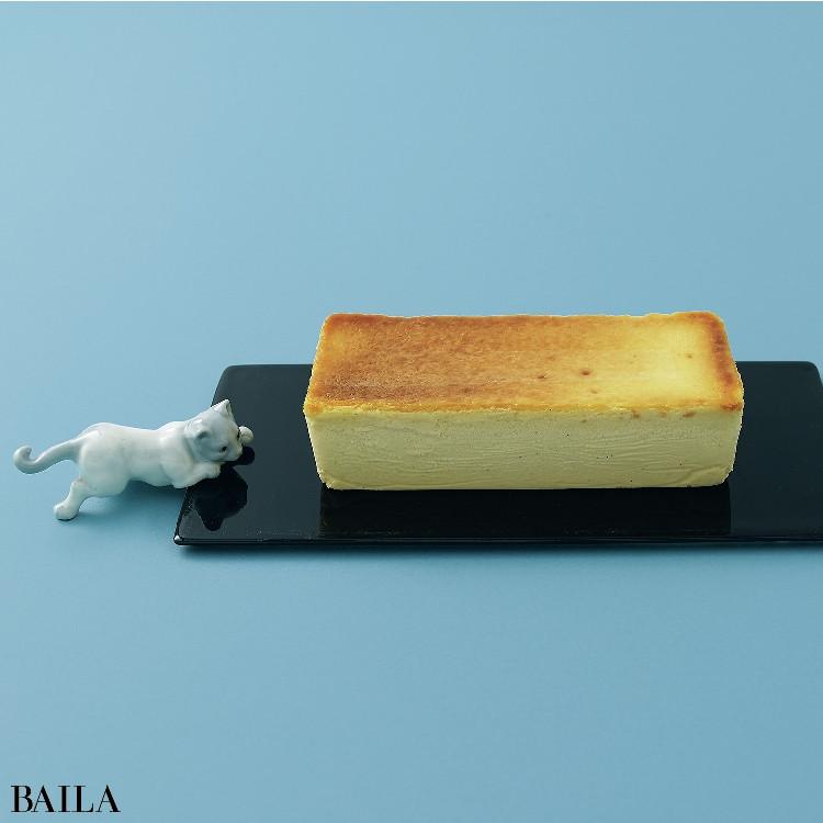 レストランデザートのようなリッチ感【Mr. cheesecakeのチーズケーキ】