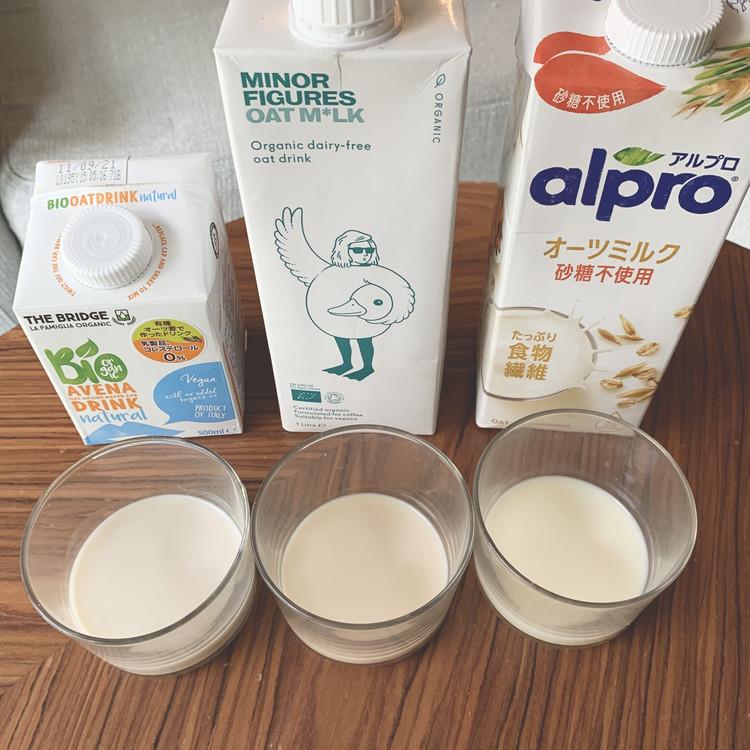 話題の【オーツミルク】4種比較!結局どれが美味しいの?_4