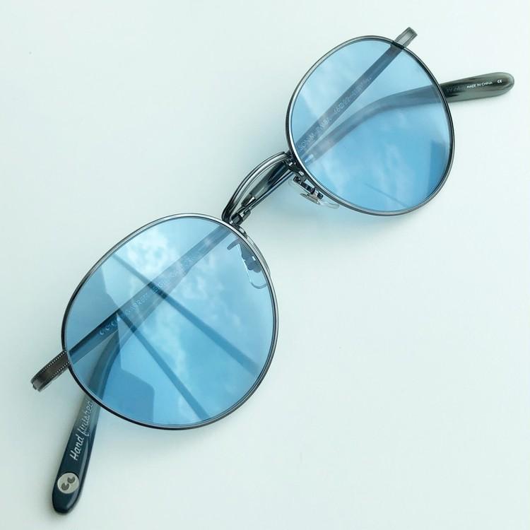 GLCOのサングラス、WILSON Mの日本限定カラー、ギャレットライトカリフォルニアオプティカル、