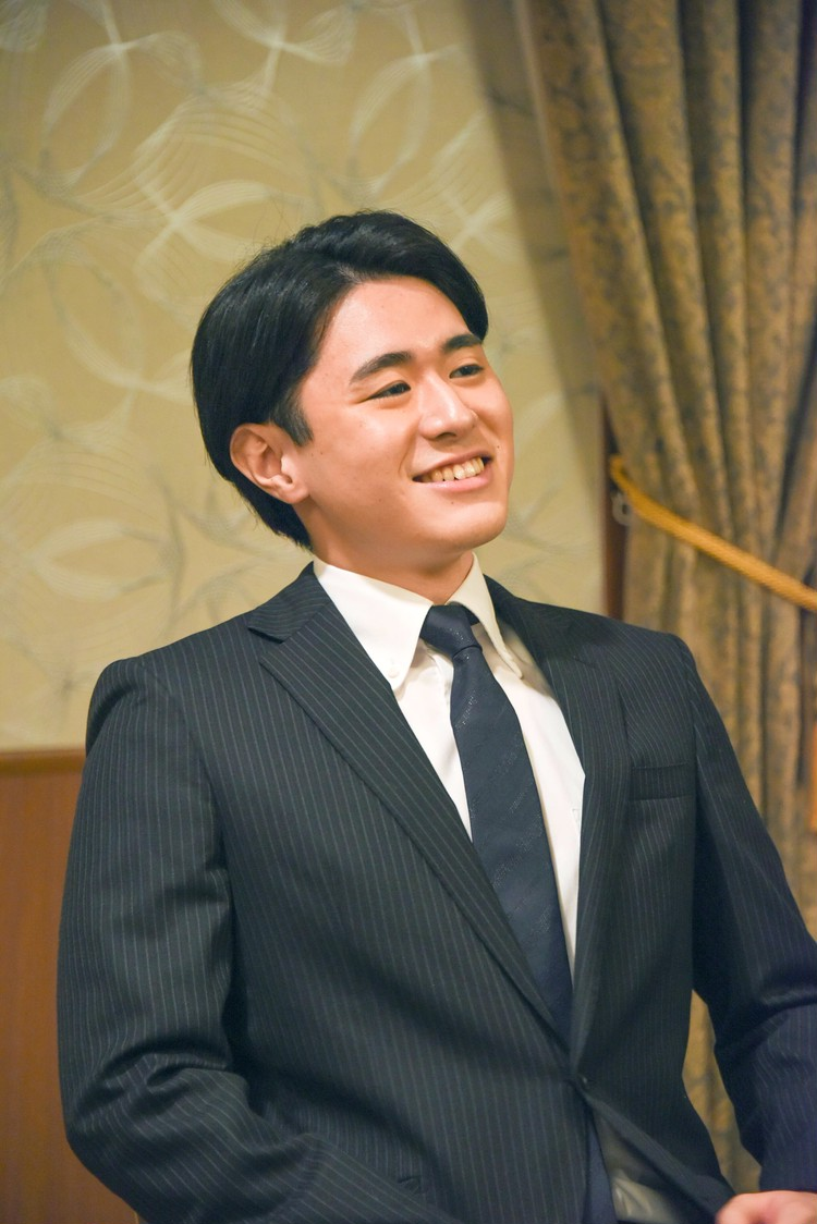 中村歌之助さん インタビュー写真