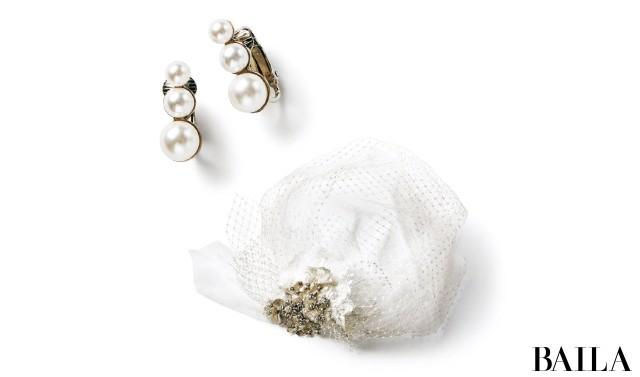 Earrings & Head Accessories
