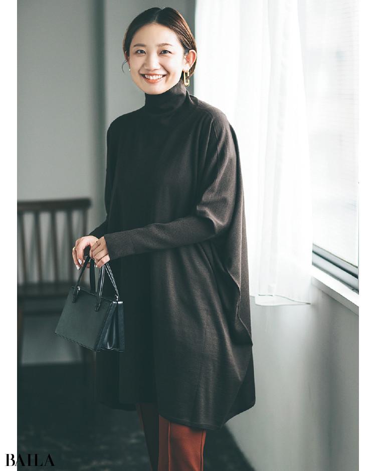 【30代スタイリストが私服でアンサーまとめ】リアルだから役に立つ。その冬服はもっと素敵に着られる!_26