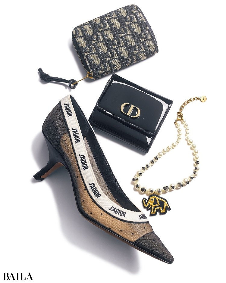 「Dior(ディオール)」はエッジの効いたアイテムから目が離せない!