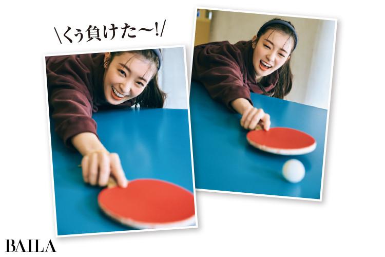卓球デート