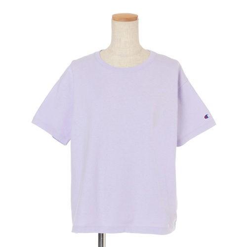 女友達とショッピングする日は、ラベンダーTシャツの楽ちんパンツコーデで♡【2019/6/2のコーデ】_3