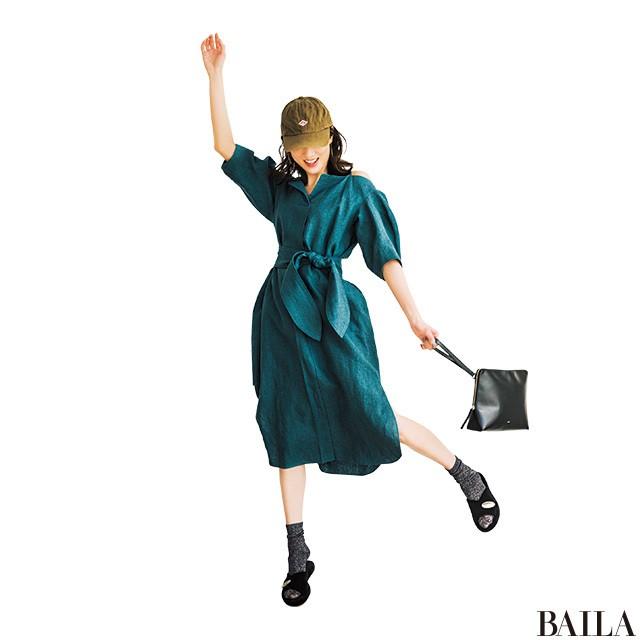 ピッピシック新作&BAILA付録で完成★ 大人の春靴&ソックス講座_2_6