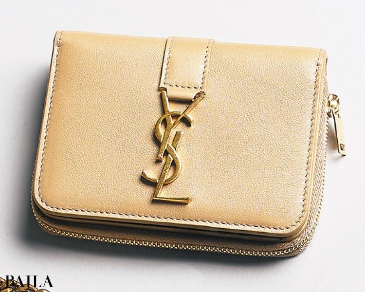 サンローランの財布
