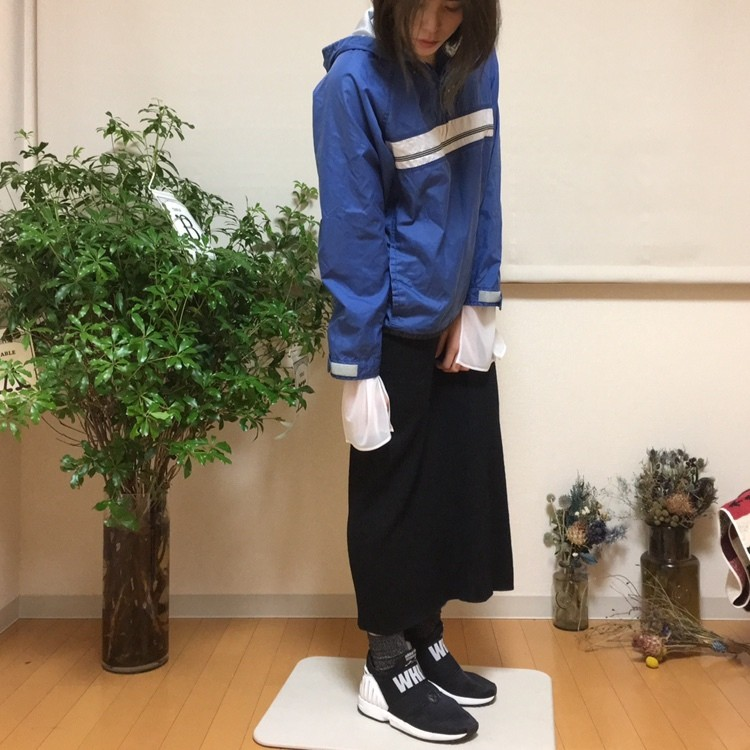 BAILA4月号付録ソックスコーデ集♡_5