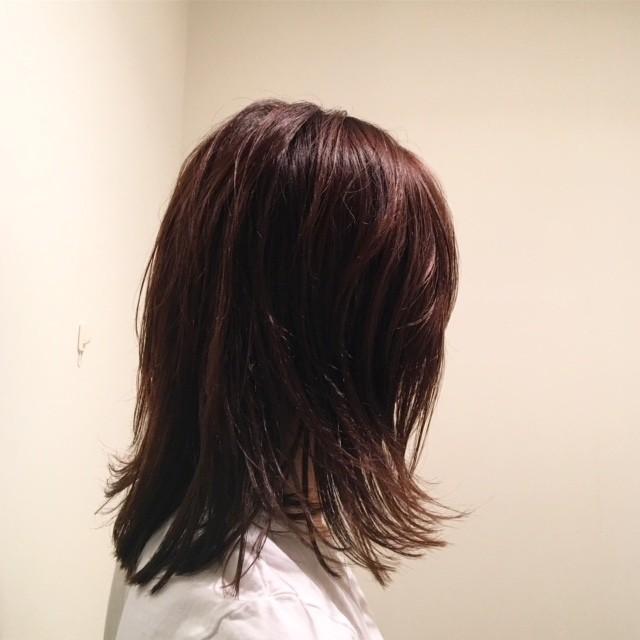 効果絶大!美容担当にほめられた髪型ビフォー/アフター_2_6