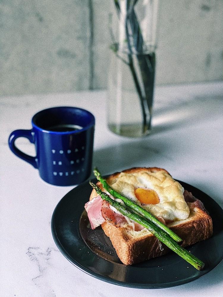 【おうちカフェ】#エッグインクラウド で映えカフェメニュー