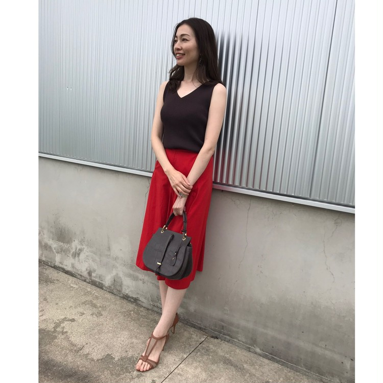 UNIQLOのスカート2990円_3