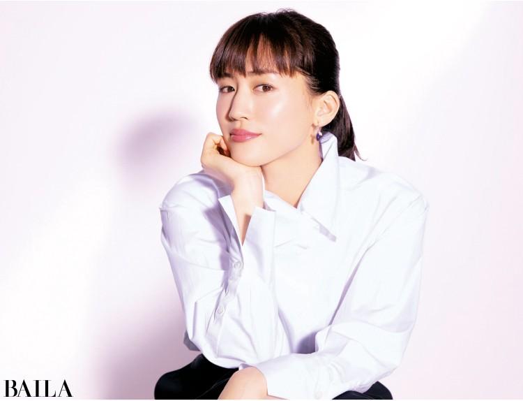 【綾瀬はるかさんインタビュー】ありのままの自分で人生輝きたい_3
