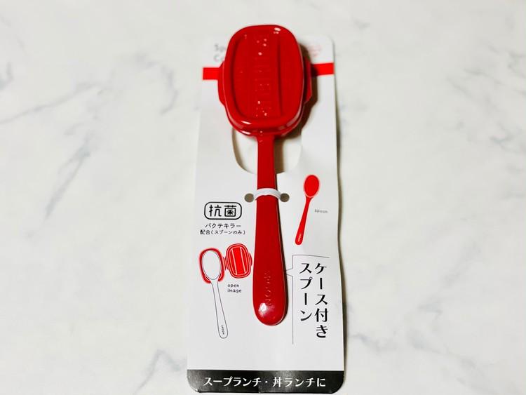 【ボヌールシリーズ5】ケース付きスプーンのパッケージ