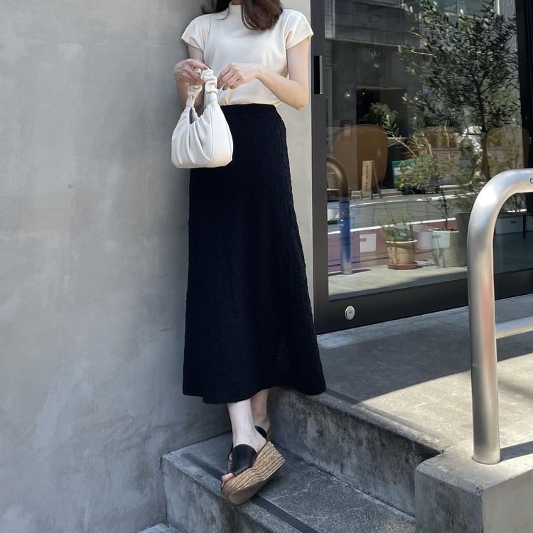 【GU】買って大正解♡お手入れ簡単!優秀スカート_5