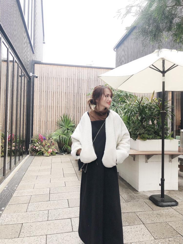 【UNIQLOメンズ】2色買いニットON/OFFコーデ♡_4