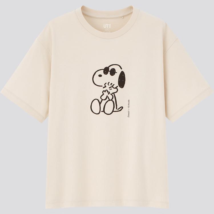 【ユニクロ(UNIQLO)】長場 雄さんの超人気スヌーピーコラボが2021年お正月にカムバック!「PEANUTS × Yu Nagaba UT」半袖クルーネックTシャツ