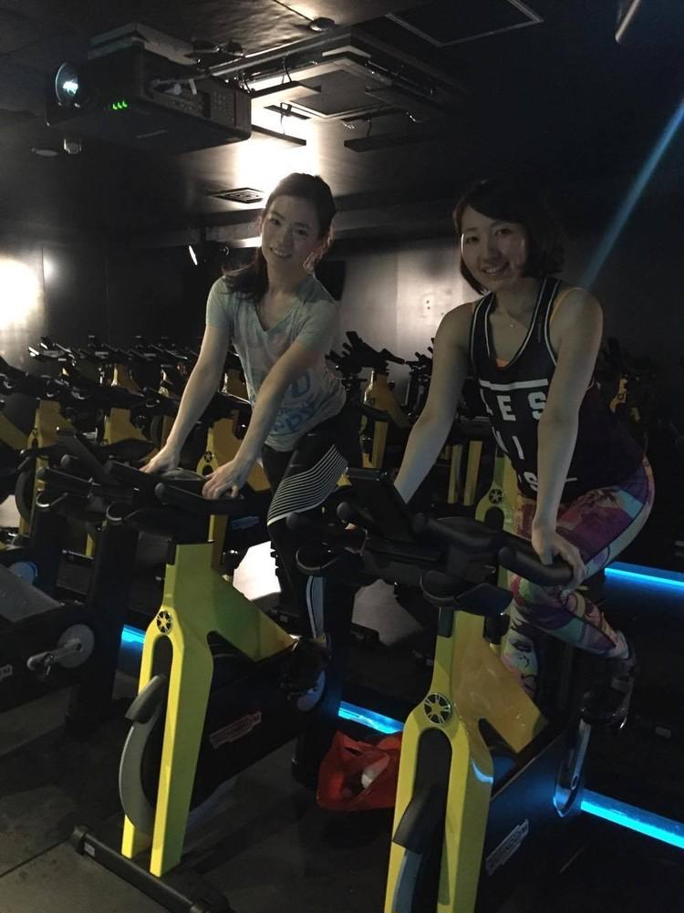 【最先端ジム体験】VRサイクルで忙しガールも、お尻をスタイリッシュに鍛える美ップ女子に!_5