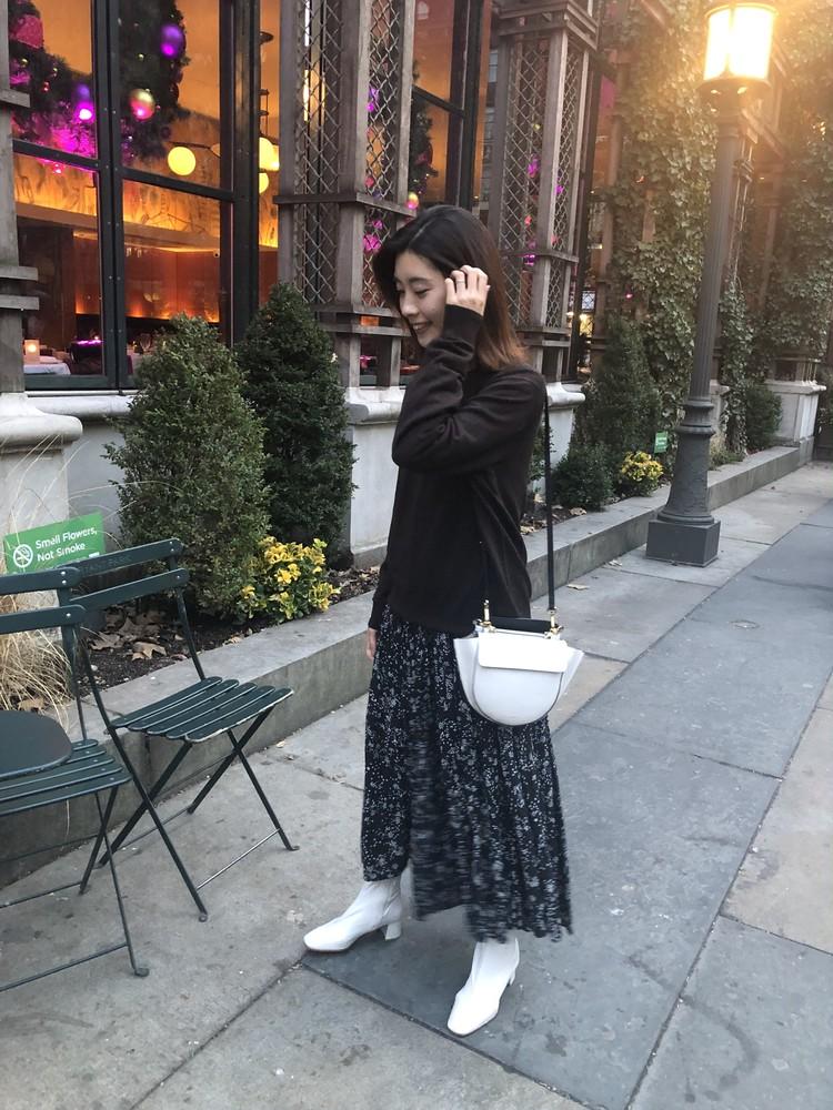 【私のSALE戦利品】ヘビロテmini bag♡_5