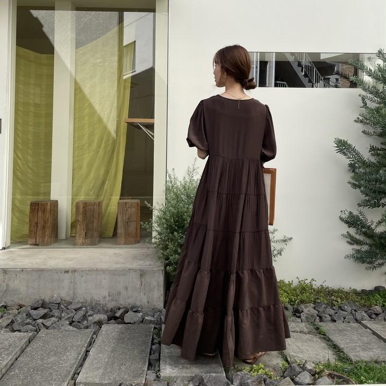 【プチプラ】着るだけでコーデ完成♡高見えの夏ワンピ!_3