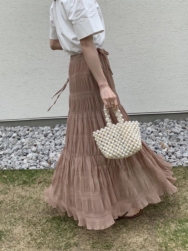 今季トレンドunder¥8000春夏きれい色プチプラコーデ♡_3