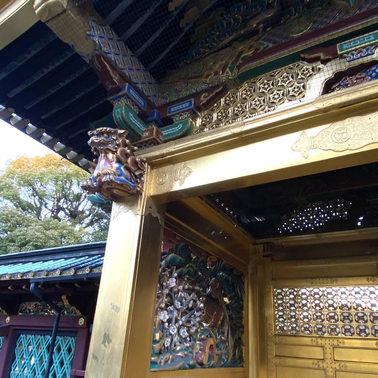 都内でプチ旅行気分♪江戸の風情溢れる上野東照宮で初詣!_3