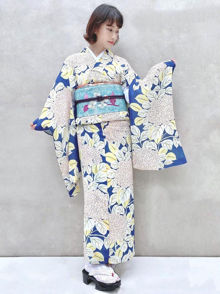 着物に恋して♡東京国立博物館でお着物の歴史に触れて_5