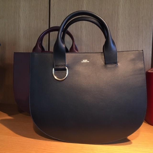 A.P.Cのレザーバッグや小物はデザインも値段も超優秀!_2_5