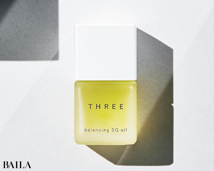 THREE バランシング SQ オイル R