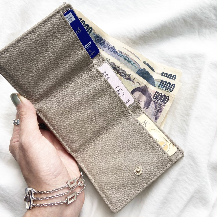 4月号付録のミニ財布、圧倒的におすすめです!_3