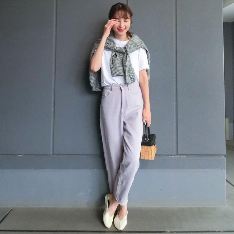 【カラバリ豊富】H&Mの999円Tシャツが優秀過ぎる♡_4