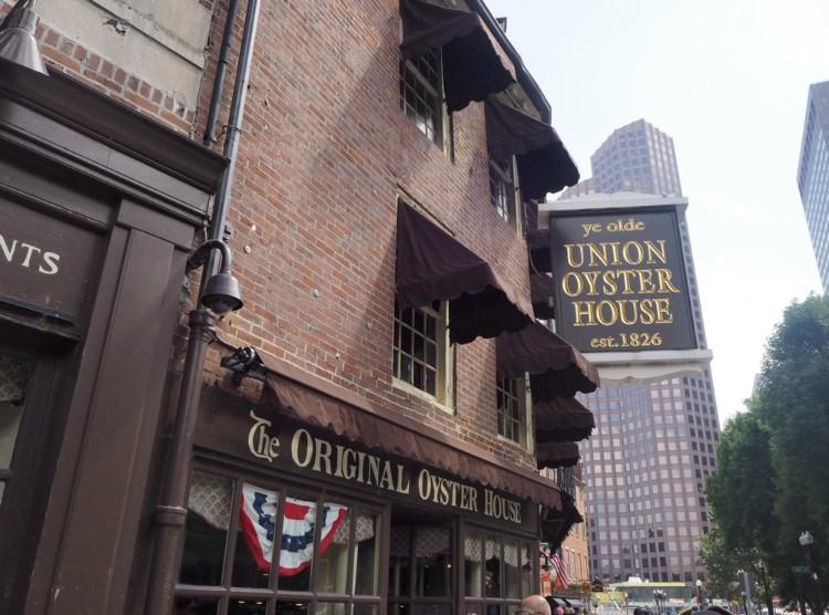 [旅ブログ]美味しいシーフードと歴史溢れる街〜Boston〜_4