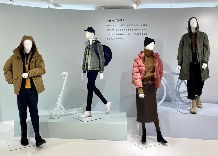 【画像】展示会速報!ユニクロの2020秋冬新作アイテムをチェック_2