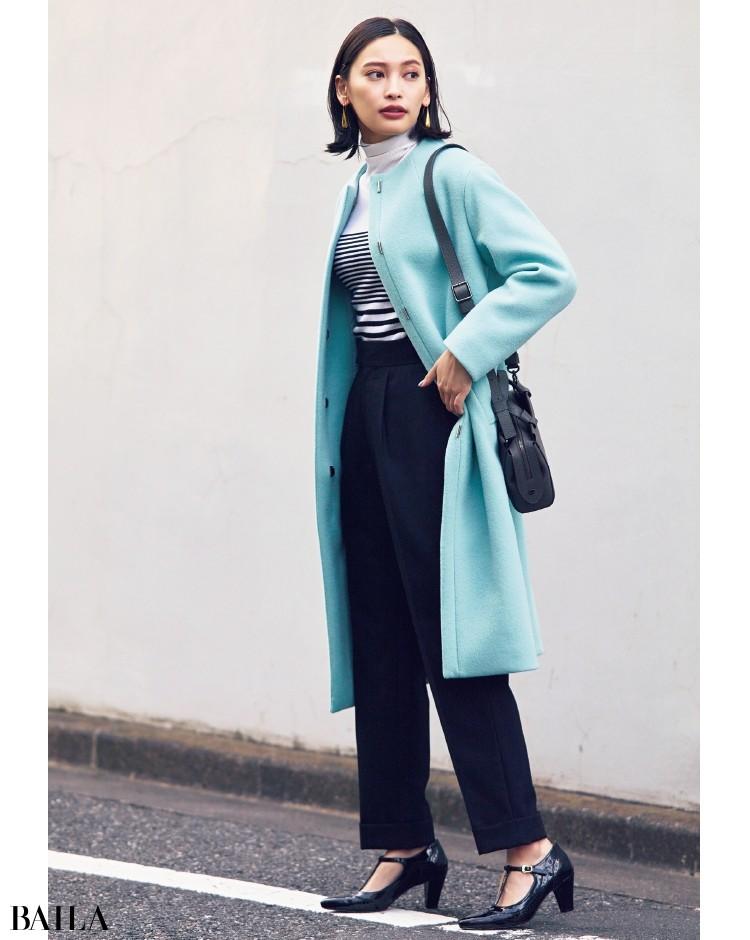 MACKINTOSH PHILOSOPHY[マッキントッシュ フィロソフィー]のきれい色コート