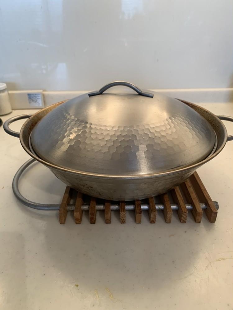⑤ 魚七味のステンレス卓上鍋