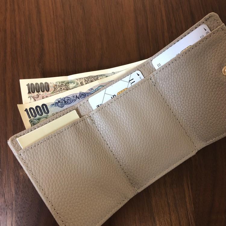 4月号本日発売!豪華すぎる付録ミニ財布使用感レポ_3