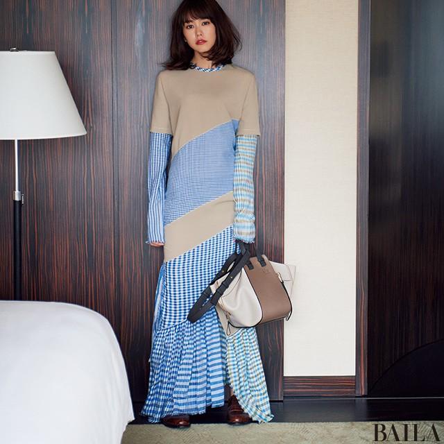 画像一覧 桐谷美玲が恋した、ステディブランドの新作バッグ&シューズ9選_1_4