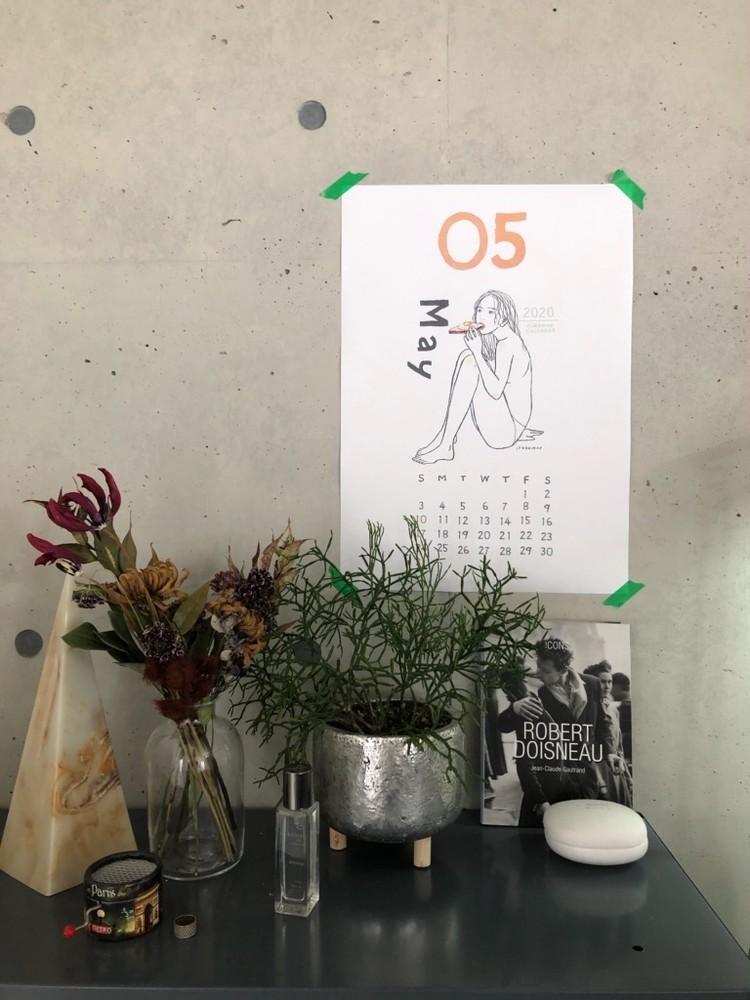 【プリントOK】Itabamoeさんのカレンダー