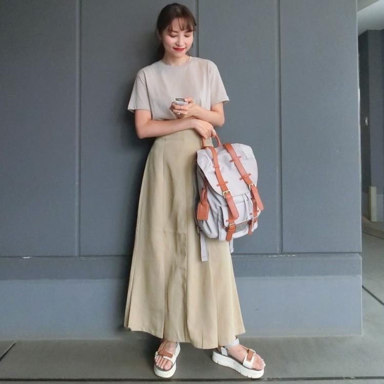 【カラバリ豊富】H&Mの999円Tシャツが優秀過ぎる♡_5