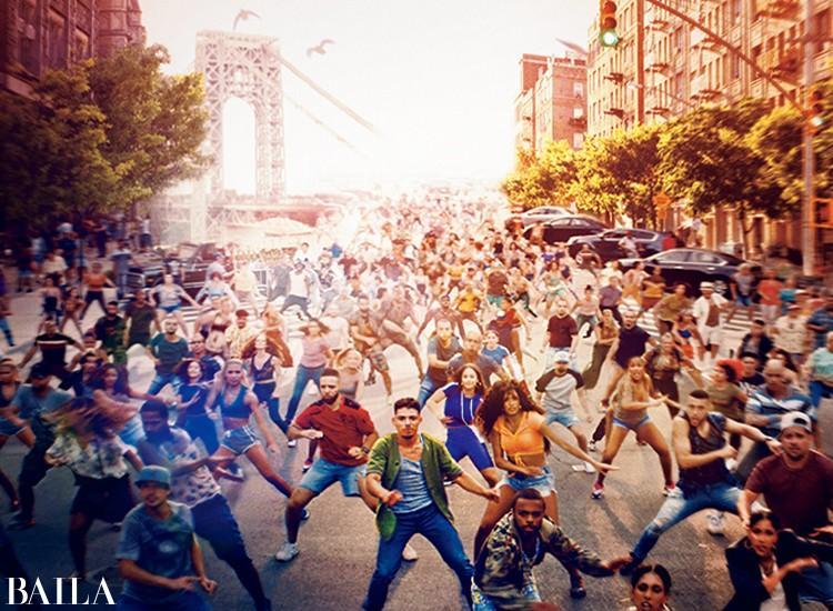 『イン・ザ・ハイツ』 ミュージカル『ハミルトン』のリン=マニュエル・ミランダの出世作の映画化。ニューヨークで夢を追い、懸命に生きる移民の姿を、ラップやサルサに乗せて描く。陽気なラテンムードに心も躍る!