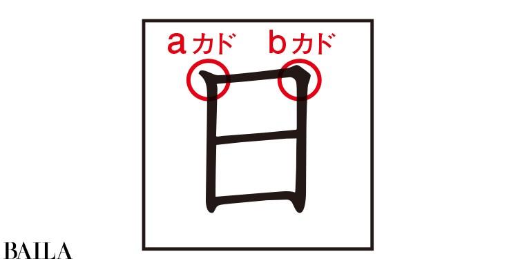 【書き文字性格診断】まずはこの4文字で<基本性格>を知ろう!_2