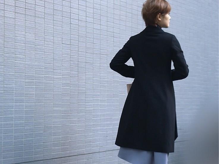 360度どこから見てもキレイなシルエット!軽くて暖かいAOKIの理想のコート_4