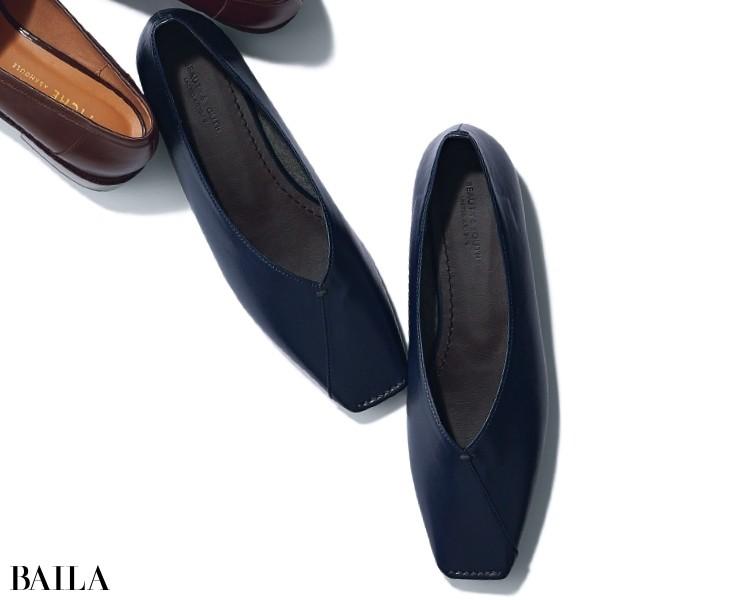 ビューティ&ユースの靴