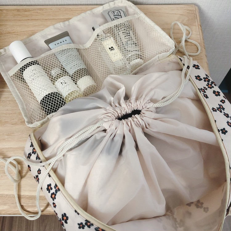 【BAILA 5月号付録】IENAのガーメントバッグが使い勝手バツグン♡_6