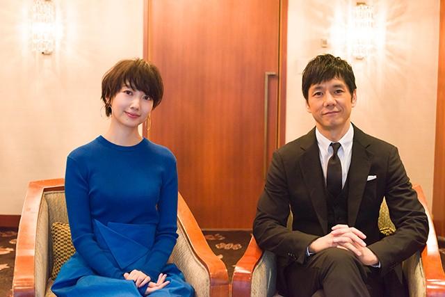 『オズランド 笑顔の魔法おしえます。』波瑠&西島秀俊インタビュー_2